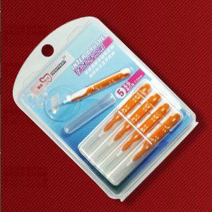 牙间刷5只装(0.7mm)